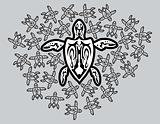 Tribal turtles