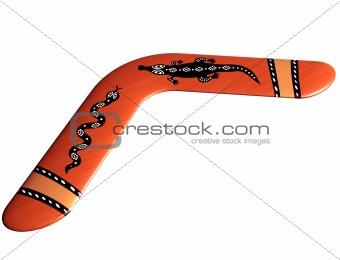 Aboriginal boomerang