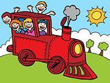 Child Train Ride