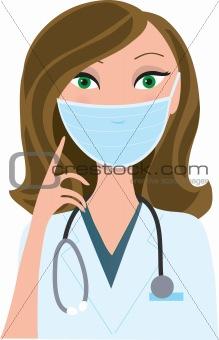flu clip art free healthcare worker flu just bcause