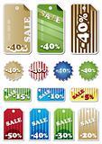 Promotion Shopping Marks