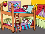 Bunkbeds