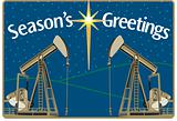 Seasons Greetings in the oilfield