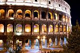 Night at Colosseo - Rome