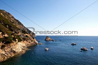 Cost of Giglio Island