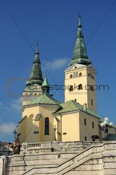 church in Zilina