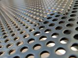 Metal mesh texture