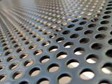 Metal mesh texture