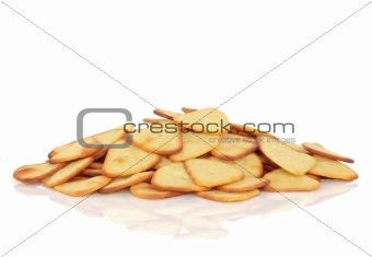 Potato Triangle Snacks