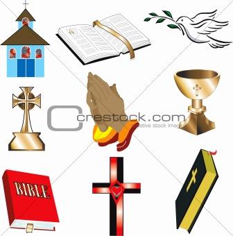 Church Icons 1