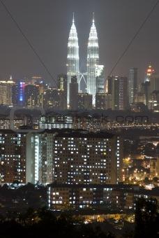 klcc famous landmark in malaysia