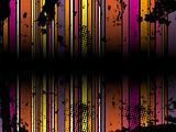Abstract Grunge Stripe Background