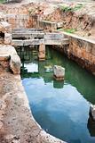 Apsidal Cistern