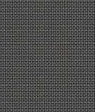 Close-up image of a metal grill. Metal grill texture