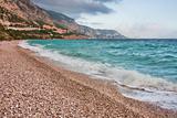 Mediterannean shore