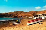 island of Lanzarote in the Canary Islands, Spain