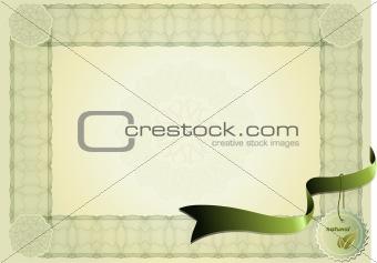 bio certificate
