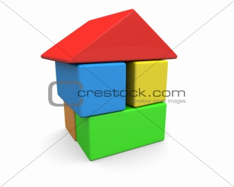 Blocks House