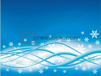 Abstract_Background_Snowflake