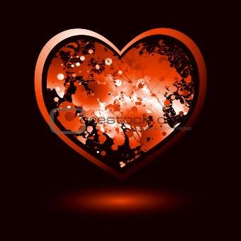 blood spalt valentine
