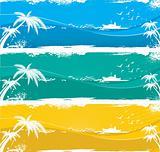 seaside banner