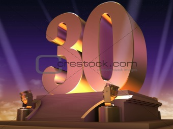 golden 30 - film style