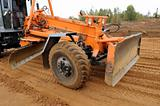 road grader bulldozer loader