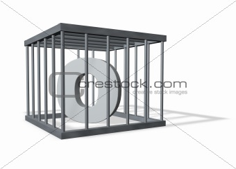 big O in a cage