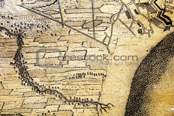 antique map background
