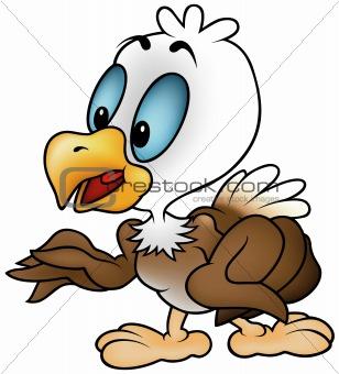 Little Bald Eagle