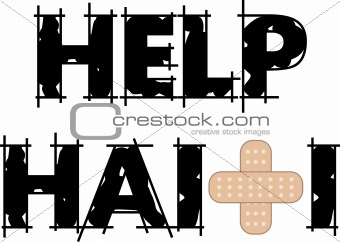 Help Haiti Text 4