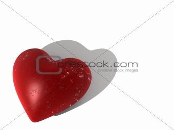 beautiful valentine`s heart