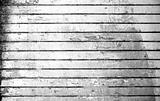 Black and white grunge wooden plank