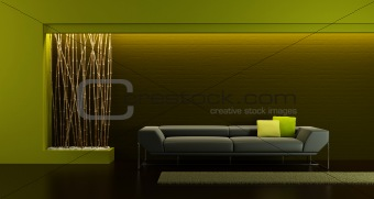 design of the lounge room