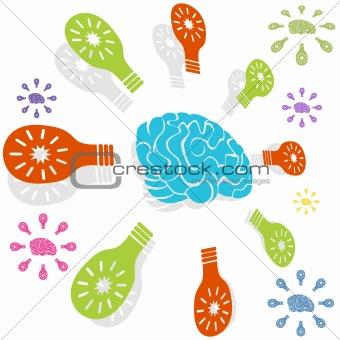 Brainy Idea Circle