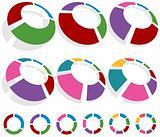 Circle Chart Set