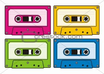 Audio cassettes