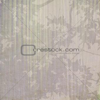 pale blue leaf striped background