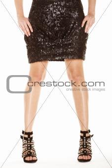 Attractive legs