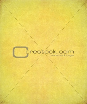 yellow painted paper background