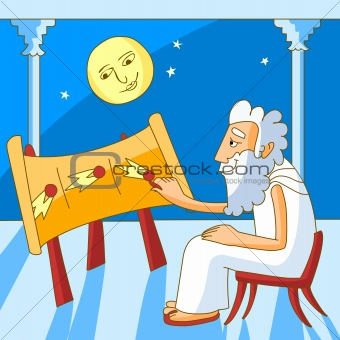 Greek astronomer