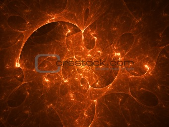 Abstract elegance background