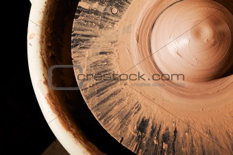Potters Wheel Detail