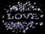 Valentines Day diamonds