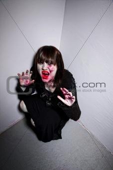 Ghoul in a Corner