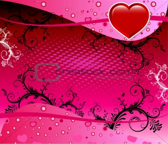 Valentine Background 3