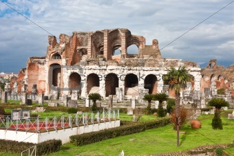 Santa Maria Capua Vetere Amphitheater
