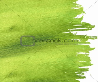 Green coconut paper background