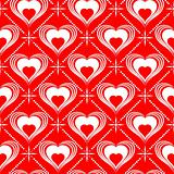 Valentines Day seamless pattern