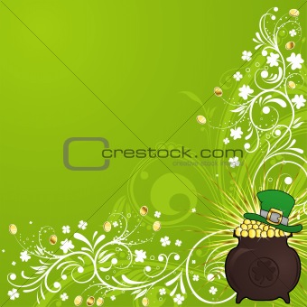 St. Patrick's Day Background